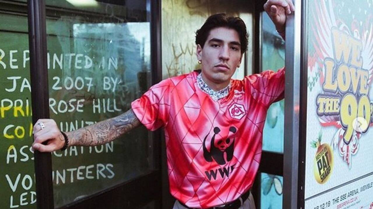HECTOR BELLERIN PODCAST