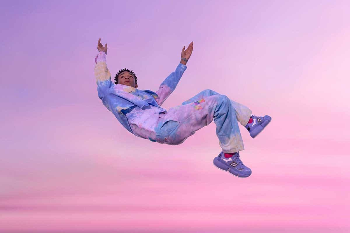 Jaden Smith x New Balance