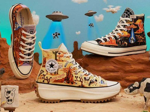 Converse Twisted Resort