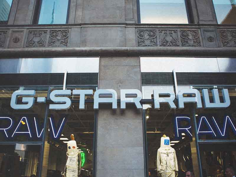 G-Star RAW files for bankruptcy