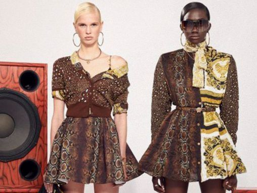 Versace Flash Collection