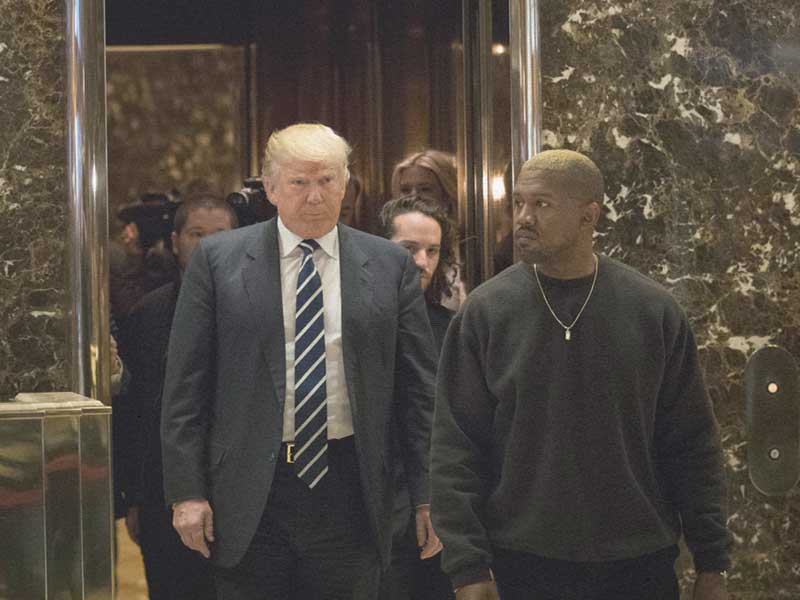 Kanye West announces candidacy for US presidential elections