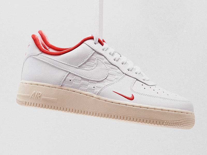 KITH x Nike Air Force 1 now has a release date