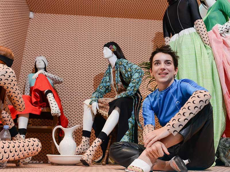 Marine Serre y Y/Project ganan uno de los mayores premios de moda de Europa