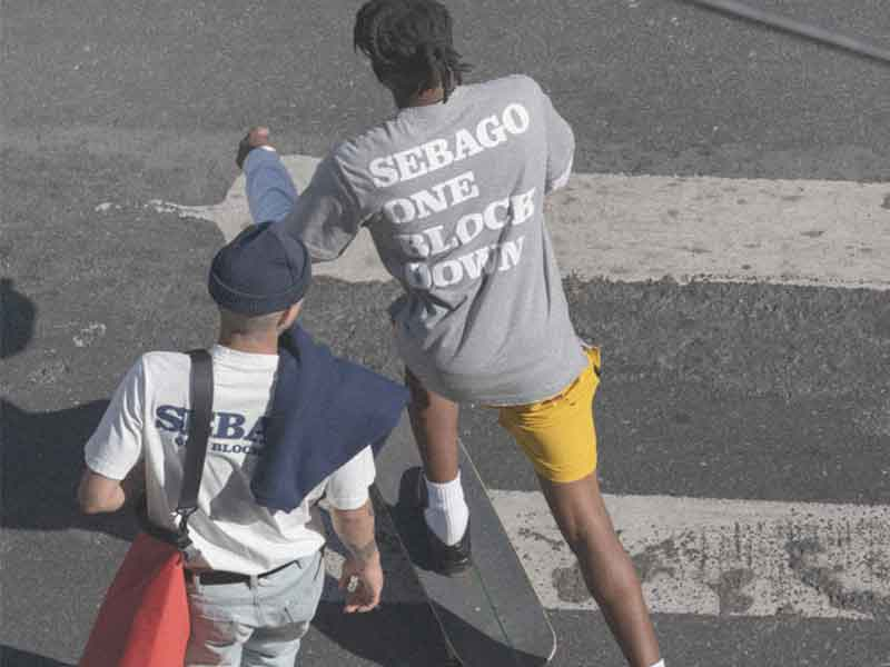 Sebago and One Block Down presents collab
