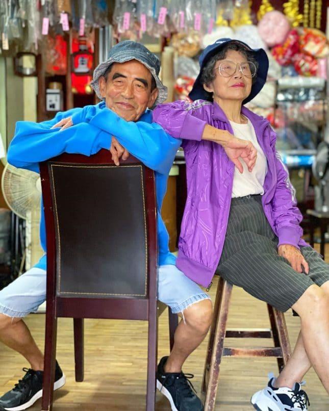 Abuelos Chang