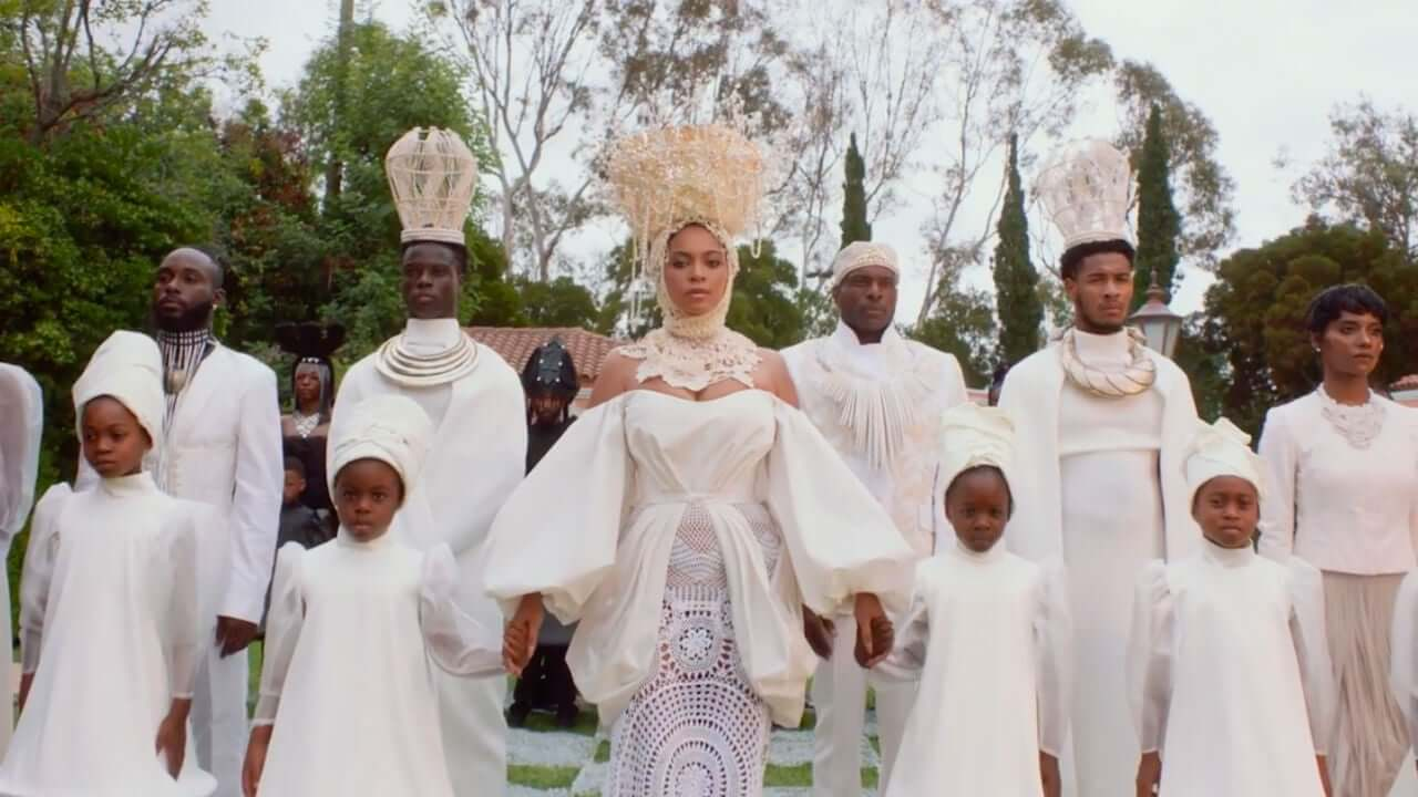 BEYONCE BLACK IS KING