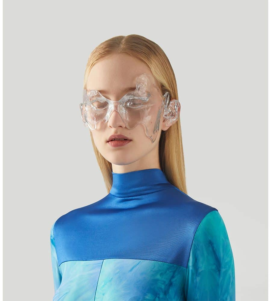 Gentle Monster URL eyeswear collection