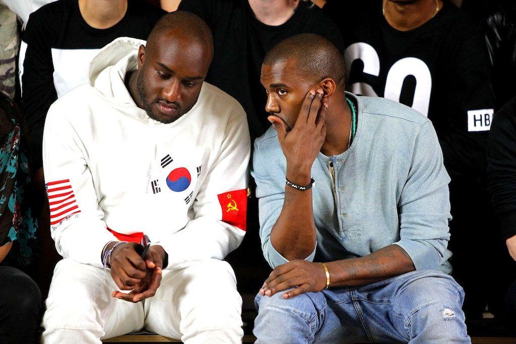 Kanye Virgil