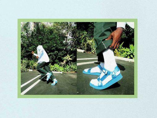 Suicoke x GOLF Wang sandals