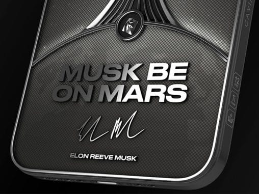 MUSK BE ON MARS