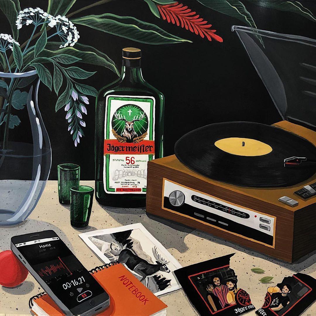 Home feat Jäggermusic