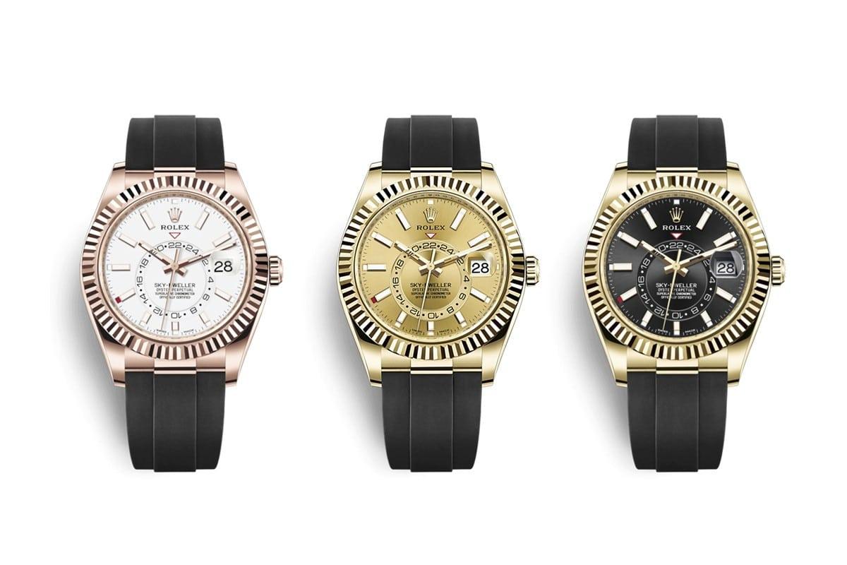 Nuevos relojes Rolex