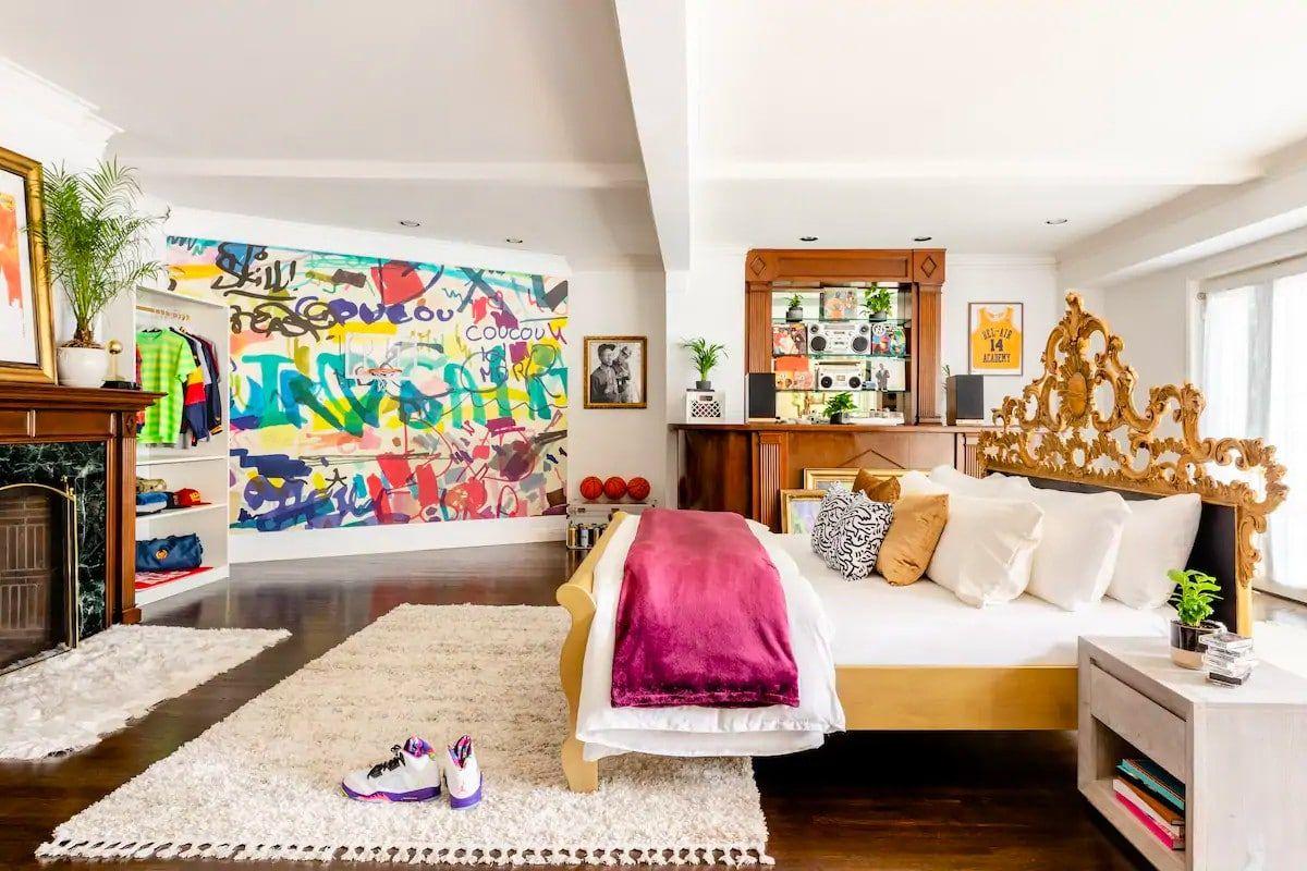 El Airbnb de 'El Príncipe de Bel Air'