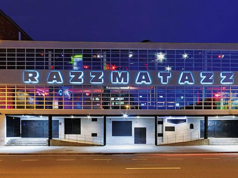 Razzmatazz and Apolo could close forever