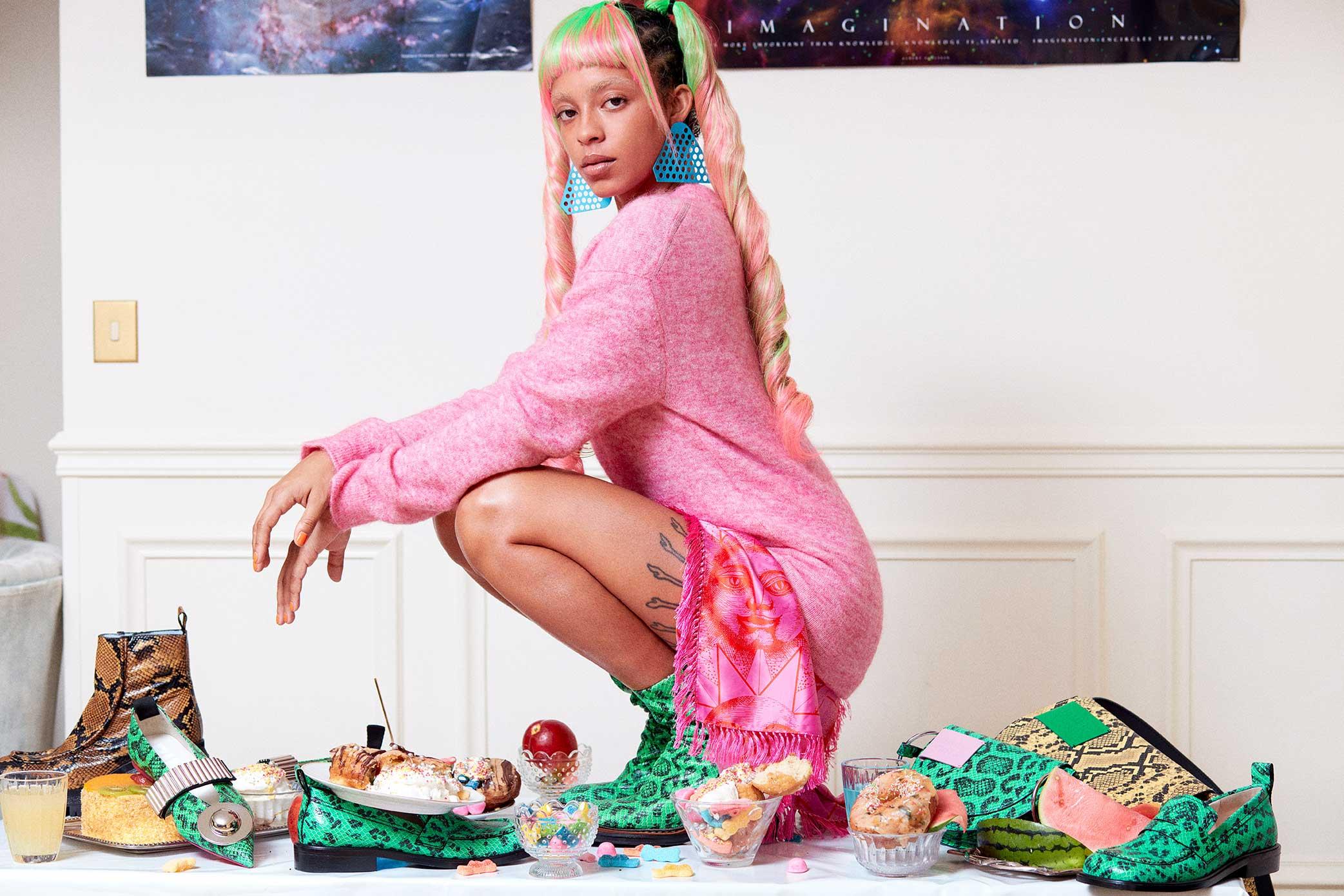 Bimba y Lola presenta 'The Cosmic World of Kelsey Lu'