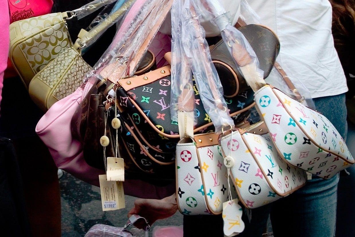 Corea del Sur falsificaciones