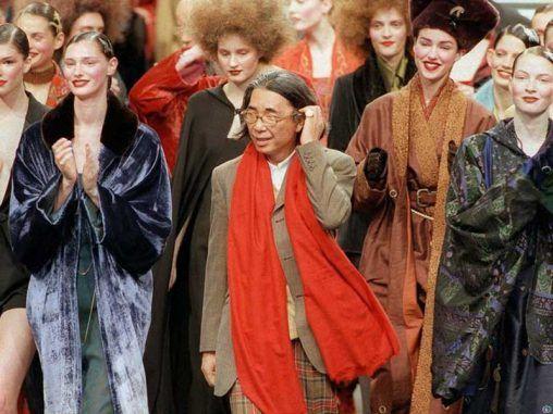 Kenzo Takada fallece a sus 81 años