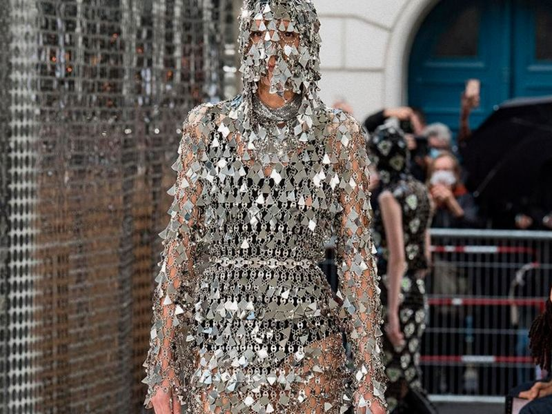 Heritage and legacy in Paco Rabanne's new collection