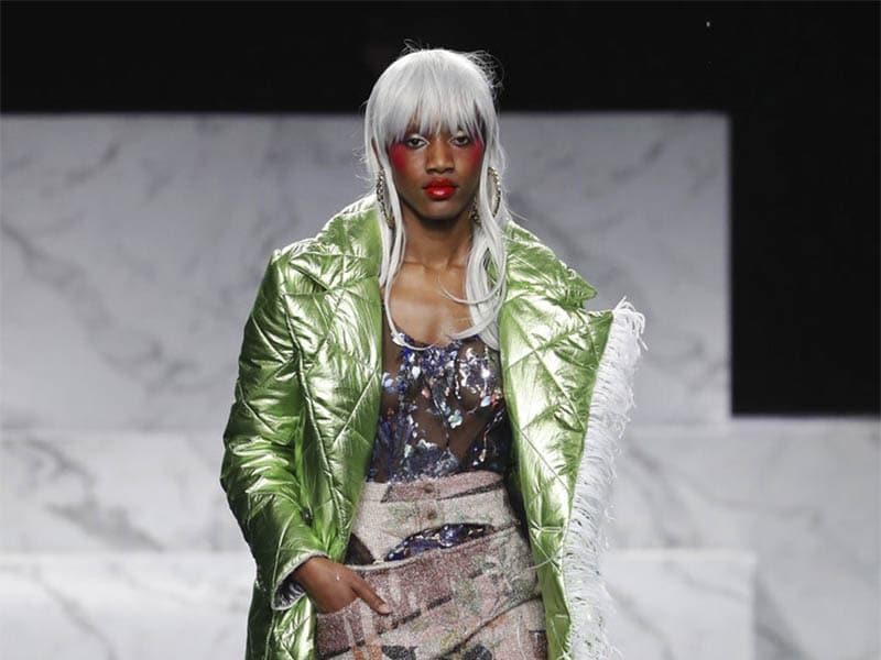Ana Locking gana el Premio Nacional Diseño de Moda 2020