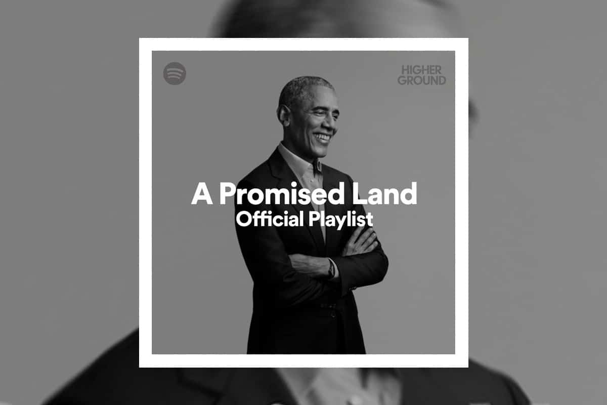 Barack Obama playlist