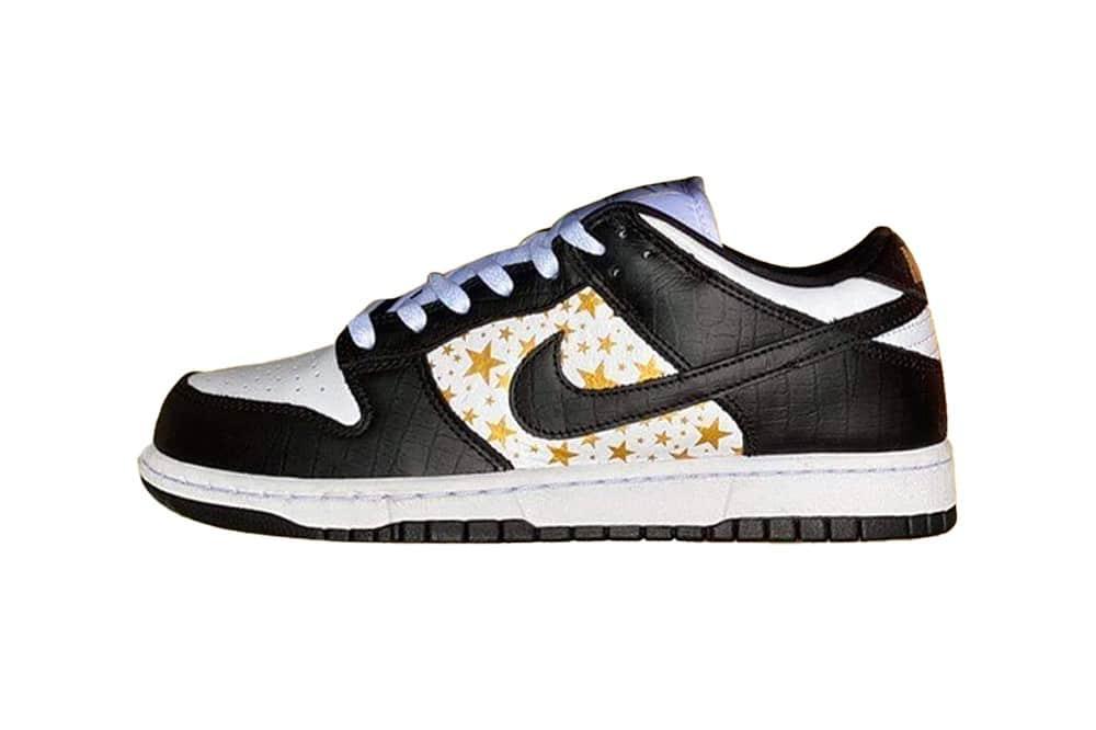 Supreme x Nike SB Dunk Low | Images