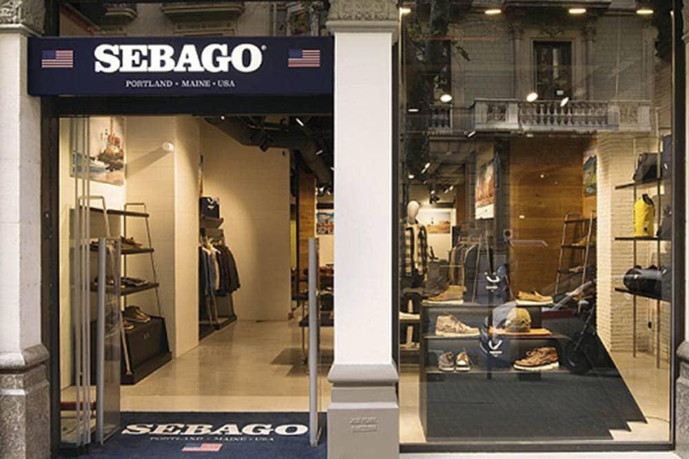 Sebago inagura su primera flagship store en España
