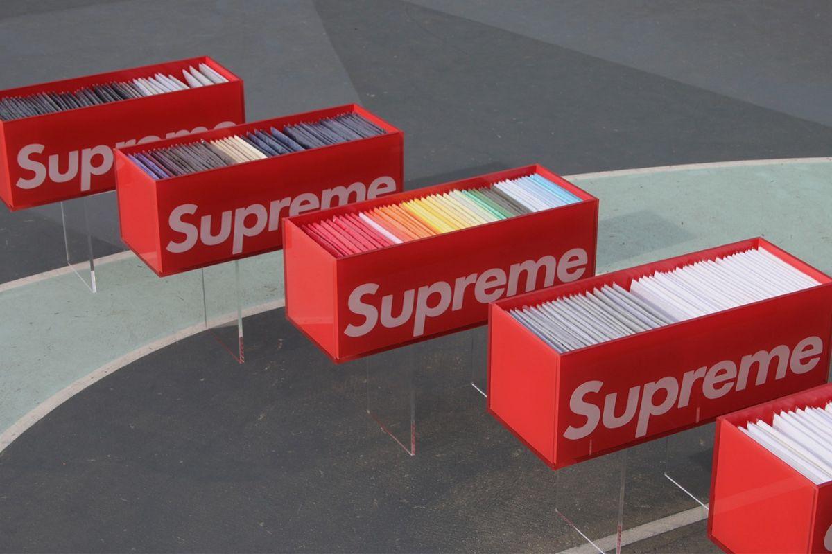 """The Box Logo Collection"""
