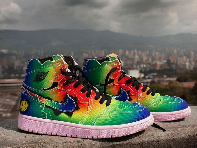 J Balvin x Air Jordan 1: herencia disruptiva