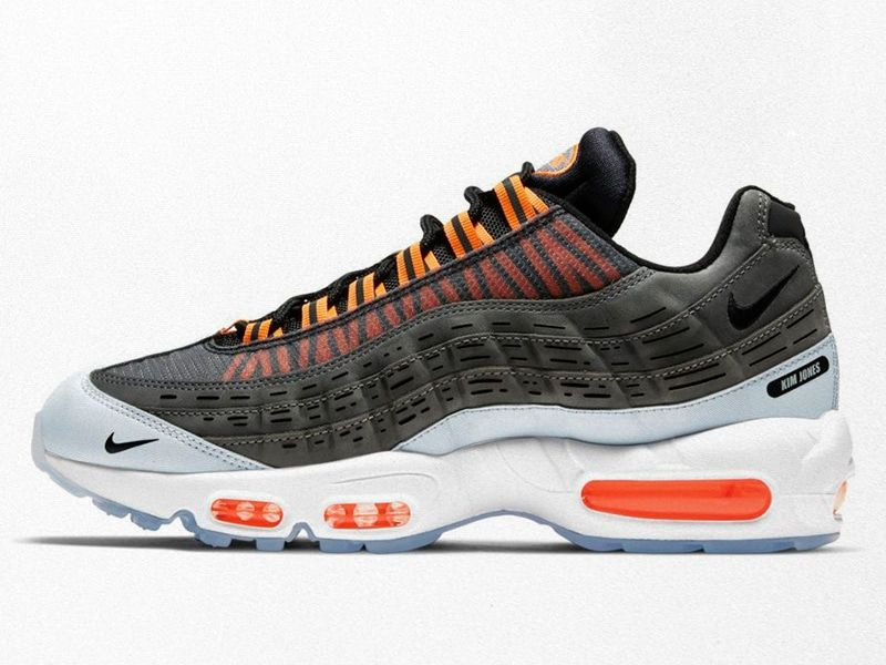 Kim Jones and Nike launch a new iteration of the Air Max 95