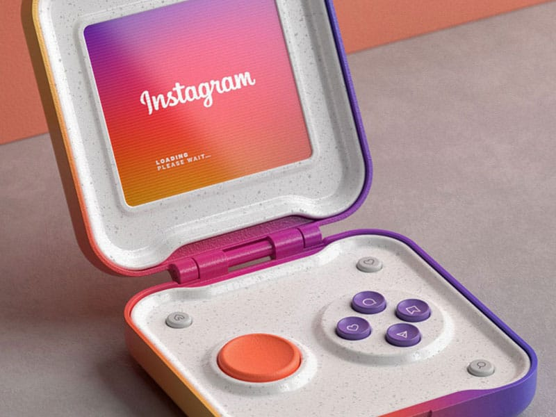 Would you use this Instagram retro?