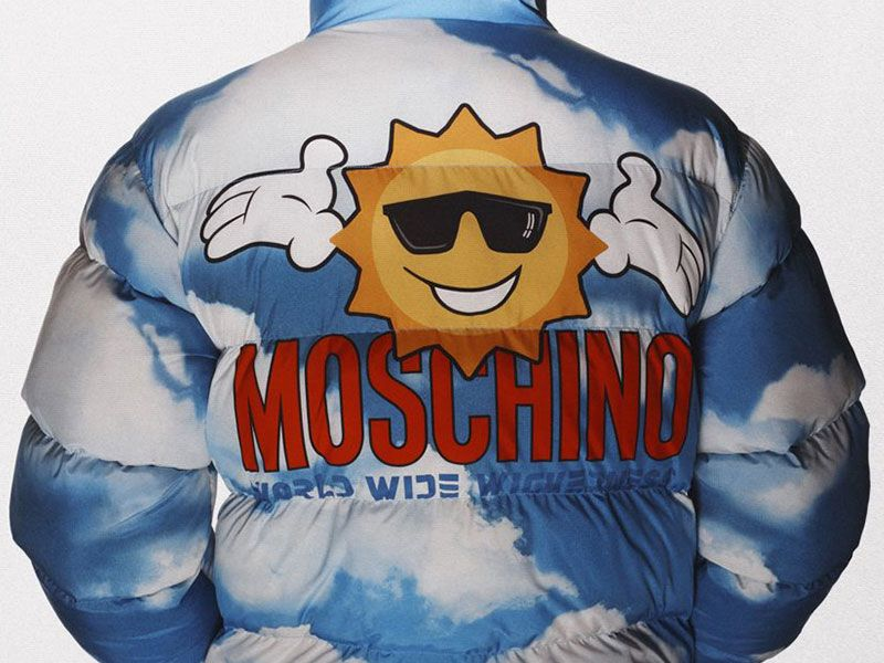 Palace x Moschino: the most unexpected collaboration