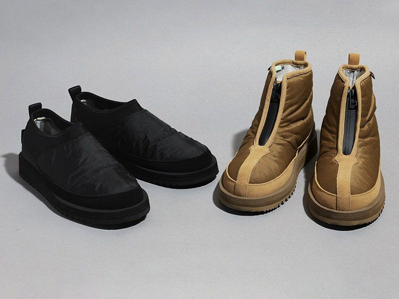 NEPENTHES and SUICOKE join forces to merge form and function