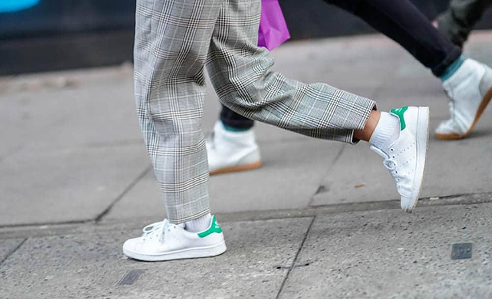 Adidas Stan Smith ya es 100% sostenible