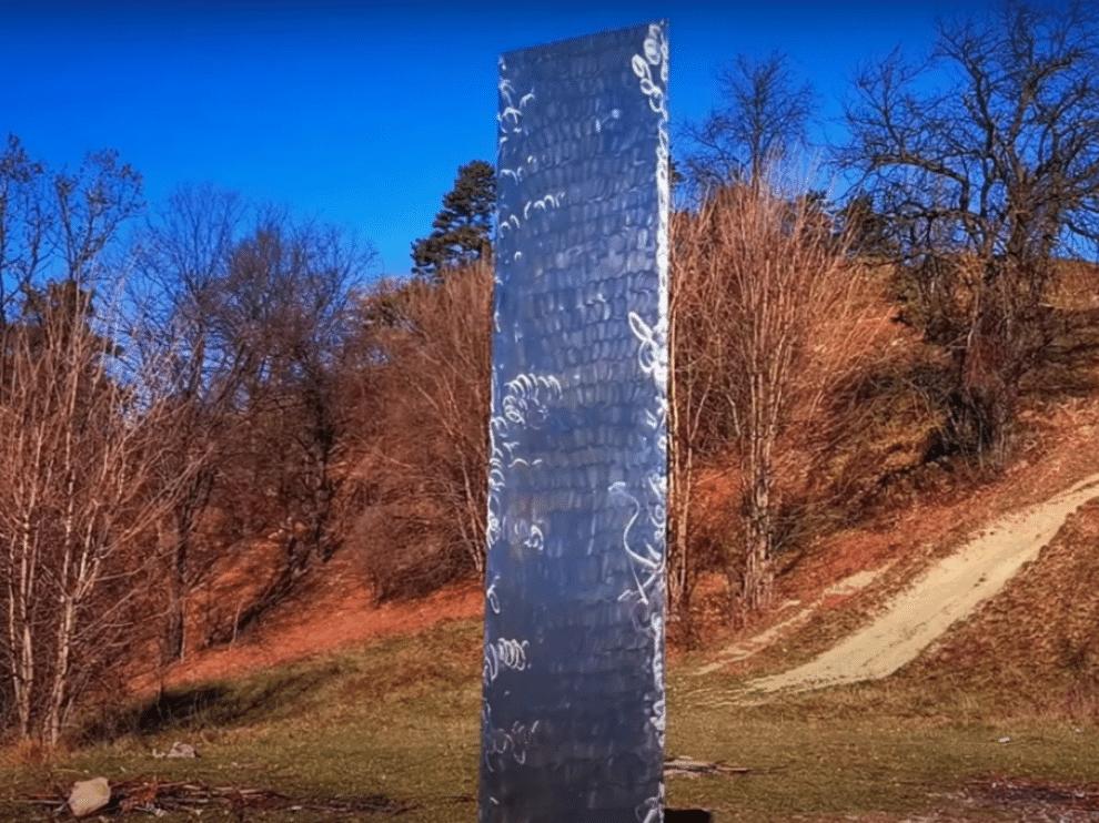 Monolito Rumanía