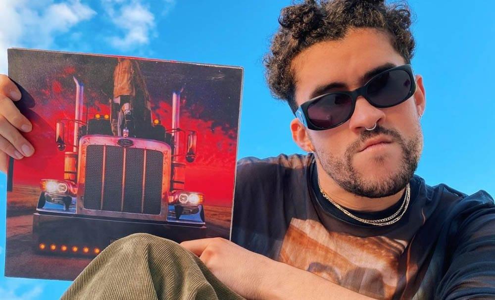 Bad Bunny hace historia con su último disco