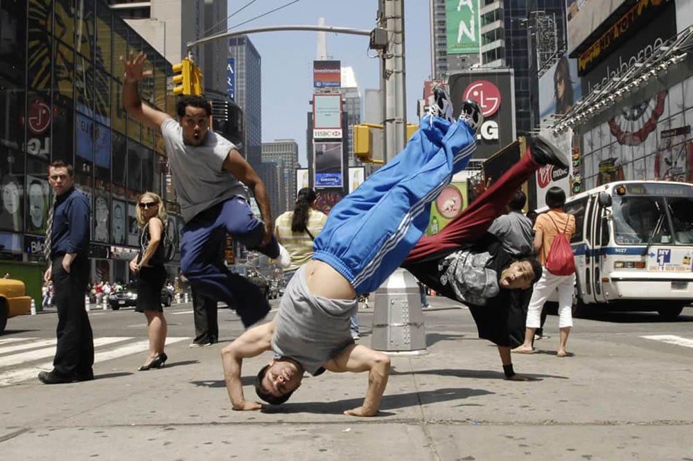 Breakdance como deporte olímpico