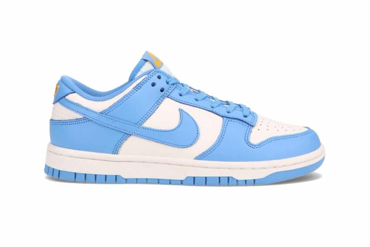 Nike Dunk Low and High