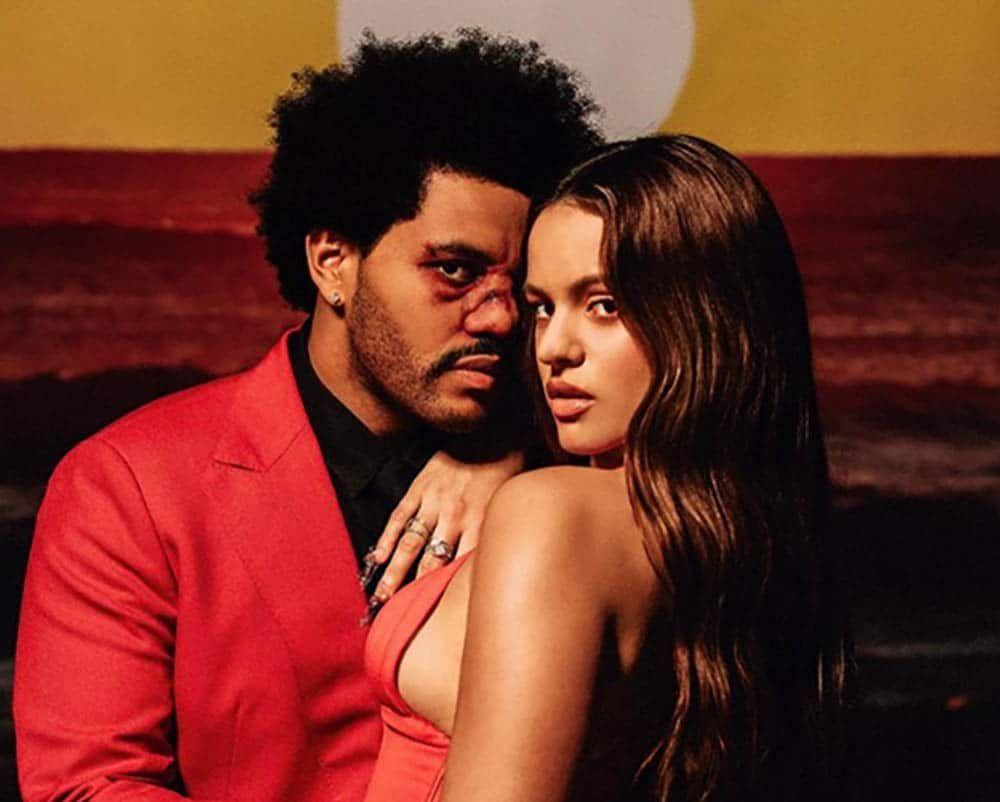Rosalía y The Weeknd, nueva colaboración musical