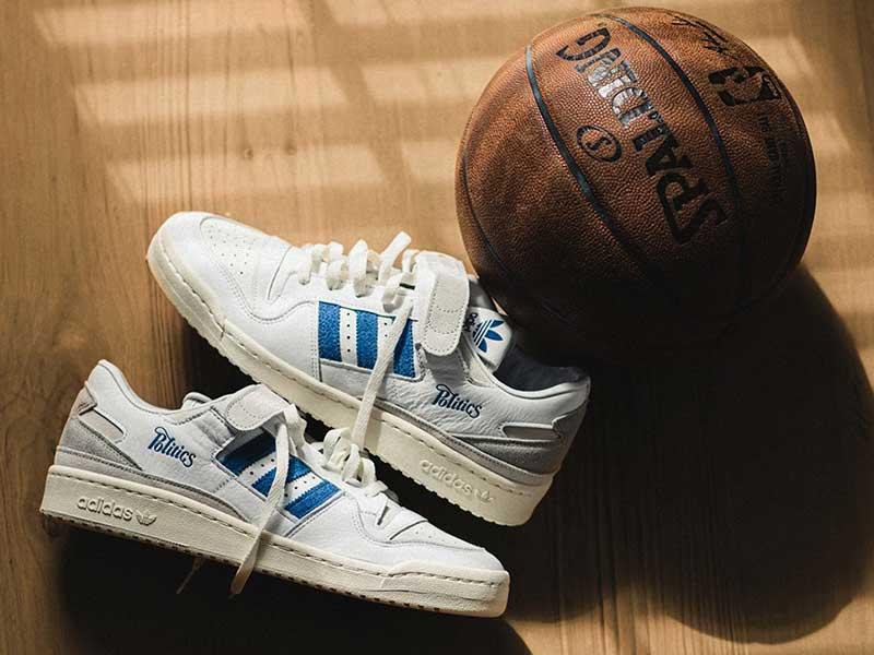 adidas Forum x Sneaker Politics