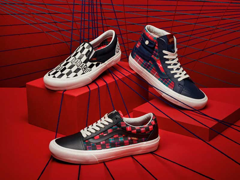 Vault by Vans joins Baracuta