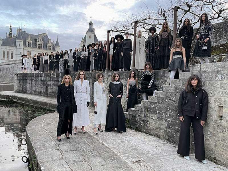 Chanel Métiers d'Art 20/21