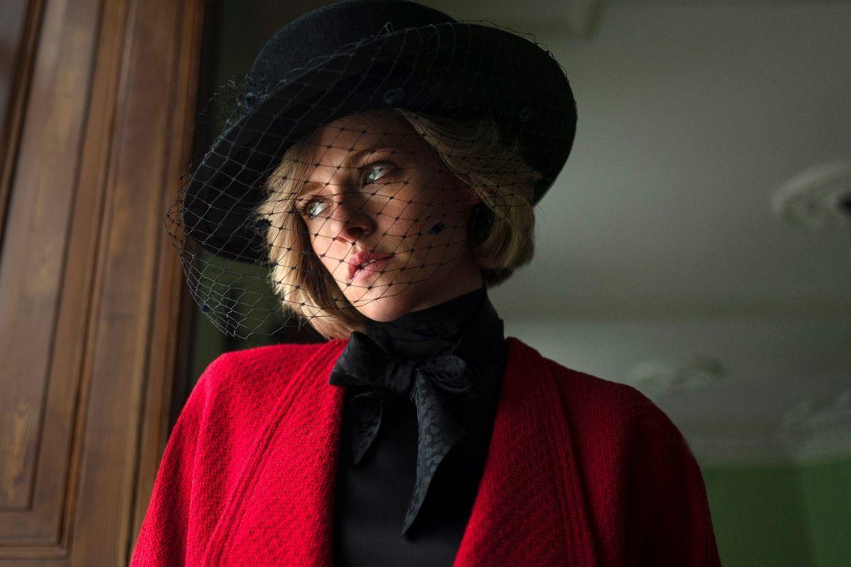 Kristen Stewart interpreta a la Princesa Diana