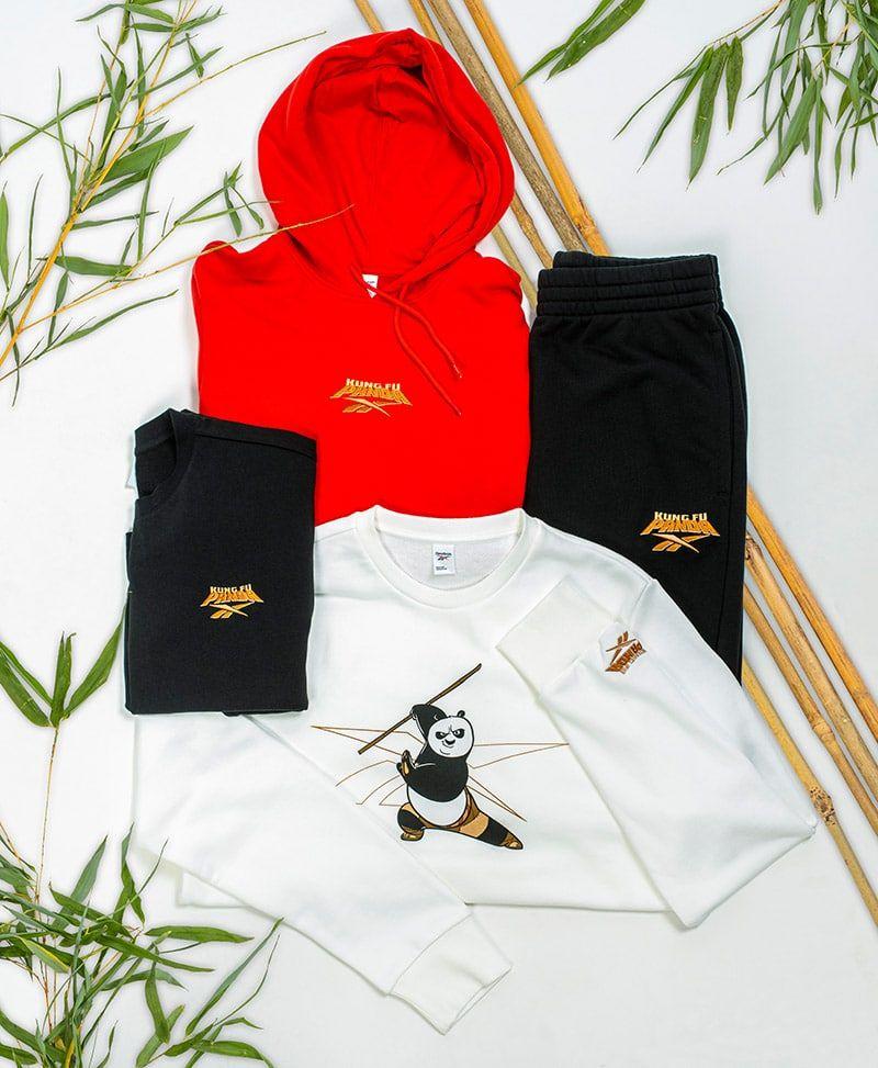 Reebok x Kung Fu Panda