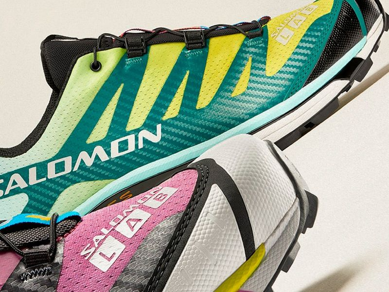 Salomon Advanced rescues references from its archive for SS21