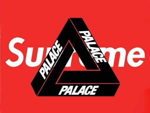 Supreme y Palace: 50%