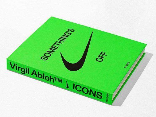 """ICONS"" de Nike x Virgil Abloh"