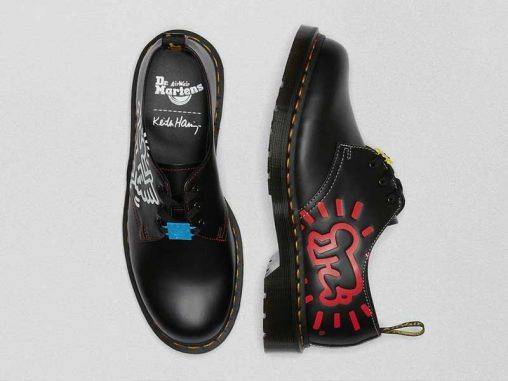 Keith Haring x Dr. Martens