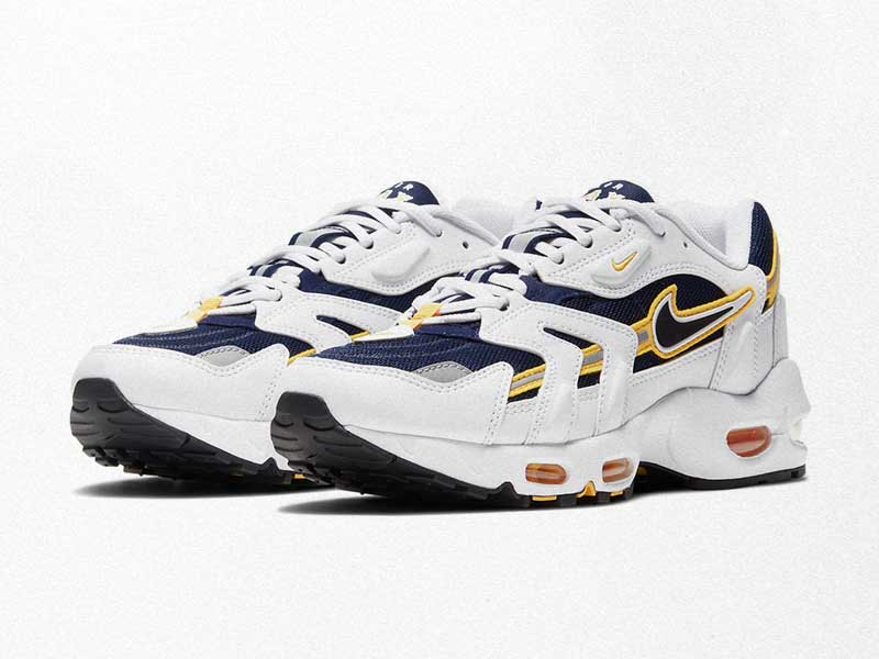 Nike Air Max 96 II OG is back