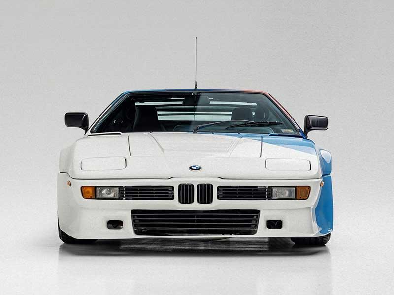 El icónico BMW M1 AHG Studie de Paul Walker en subasta